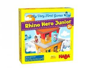 Rhino Hero Junior, Haba kooperációs társasjáték (2-6 év)