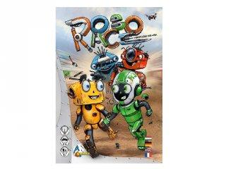 RoboRace stratégiai társasjáték (8-99 év)