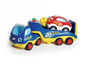 Rocco nagy autóversenye, Wow Toys autós szerepjáték (1,5-5 év)