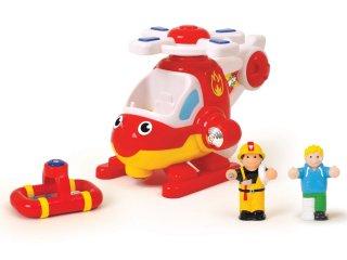 Rory, a mentőhelikopter (Wow Toys,játék jármű, 1-5 év)
