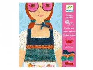 Rose-coloured glasses Djeco varrós kreatív készlet - 9832 (8-14 év)