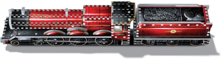 Roxfort Expressz Harry Potter 460 db-os 3D puzzle (8-99 év)