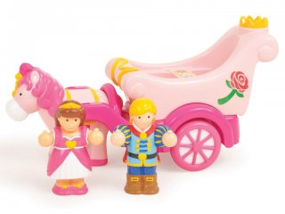 Rozi hintója (Wow Toys, Rosie's Royal Ride, 18 hó-5 év)