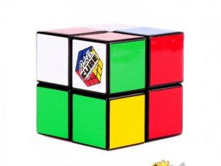 Rubik 2x2 versenykocka (Rubik, logikai kirakó-, és kockajáték, 8-99 év)