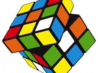 Rubik 3x3x3 klasszikus kocka (Rubik, logikai kirakó-, és kockajáték, 6-99 év)