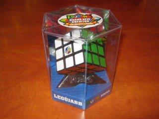 Rubik 3x3x3 kocka, új (Rubik, hexa dobozos, logikai kirakó-, és kockajáték, 6-99 év)