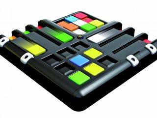 Rubik Code (Rubik, logikai társasjáték, 8-99 év)
