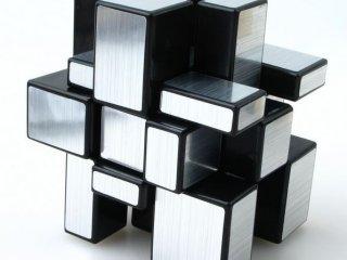 Rubik mirror kocka 3x3, tükrös (Rubik, logikai kirakó-, és kockajáték, 8-99 év)