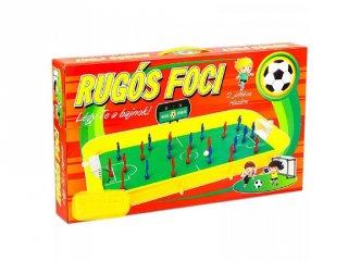 Rugós foci készlet, ügyességi játék (3-6 év)