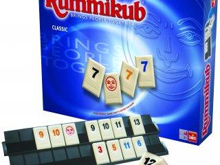 Rummikub Classic, Számos (Piatnik, logikai társasjáték, családi-, és partijáték számokkal, 7-99 év)