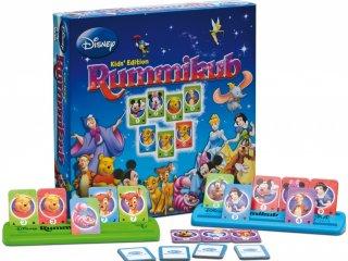 Rummikub Disney Junior, Számos (Piatnik, gyerek logikai társasjáték a számokkal, 4-12 év)