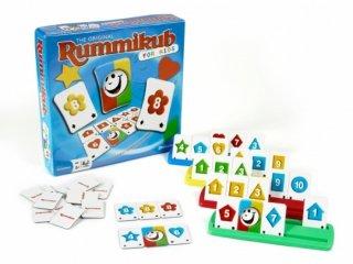 Rummikub Junior (Piatnik, családi, betű-, és szójáték, 4-99 év)