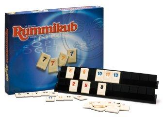 Rummikub Luxury, Számok (Piatnik, logikai társasjáték, 7-99 év)