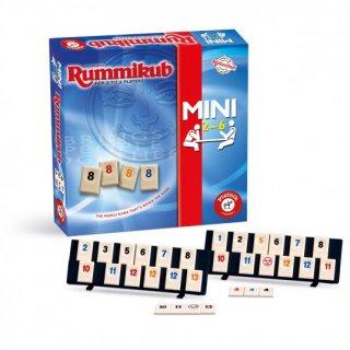 Rummikub Mini (Piatnik, családi matekos játék, 8-99 év)