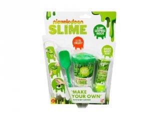 Sambro csináld magad slime keverőkanállal zöld, kreatív készlet