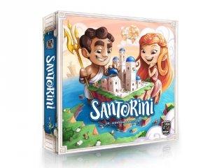 Santorini (családi társasjáték, 8-99 év)
