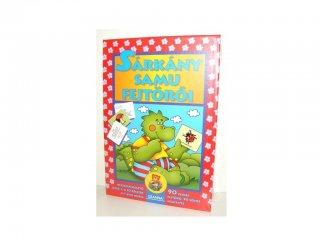 Sárkány Samu játékai, Fejtörő (Granna, kvízjáték gyermekeknek, 4-7 év)