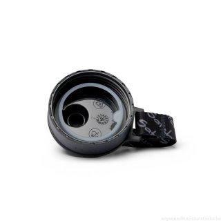 Satch Inox ivókulacs, fekete (SAT-EBO-001-800, 6-99 év)