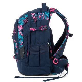 Satch Pack ergonómikus hátizsák, Awesome Blossom (10-99 év)