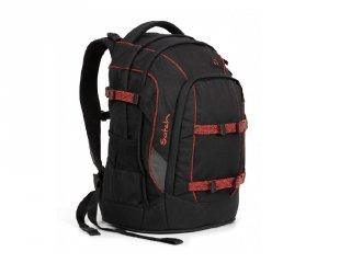 Satch Pack ergonómikus hátizsák, Black Volcano (SAT-SIN-001-517, 10-99 év)