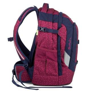 Satch Pack ergonómikus hátizsák, Blazing Purple (10-99 év)
