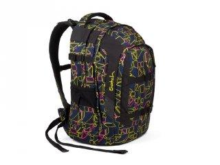 Satch Pack ergonómikus hátizsák, Disco Frisco (10-99 év)