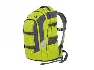 Satch Pack ergonómikus hátizsák, Ginger Lime (10-99 év)