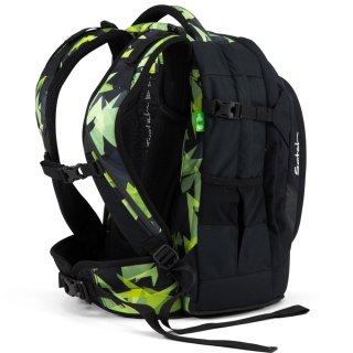 Satch Pack ergonómikus hátizsák, Gravity Jungle (10-99 év)