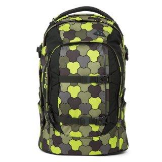 Satch Pack ergonómikus hátizsák, Jungle Flow (10-99 év)