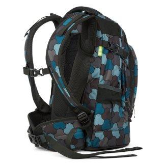 Satch Pack ergonómikus hátizsák, Ocean Flow (10-99 év)