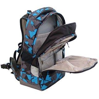 Satch Sleek ergonómikus hátizsák, Beach Leach (10-99 év)