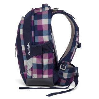 Satch Sleek ergonómikus hátizsák, Berry Carry (10-99 év)