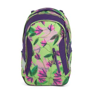 Satch Sleek ergonómikus hátizsák, Ivy Blossom (10-99 év)