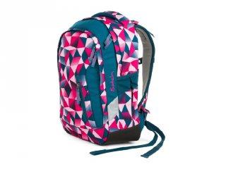 Satch Sleek ergonómikus hátizsák, Pink Crush (10-99 év)
