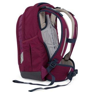 Satch Sleek ergonómikus hátizsák, Pure Purple (10-99 év)