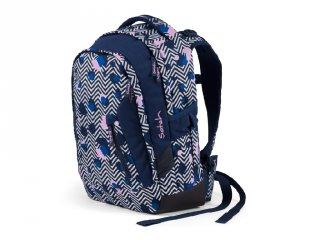 Satch Sleek ergonómikus hátizsák, Stoney Mony (10-99 év)