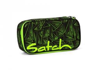 Satch tolltartó, iskolaszer, Green Bermuda (10-18 év, töltetlen)