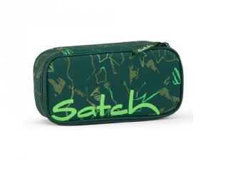 Satch tolltartó, iskolaszer, Green Compass (10-18 év, töltetlen)