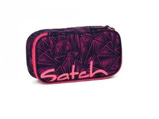 Satch tolltartó, iskolaszer, Pink Bermuda (10-18 év, töltetlen)