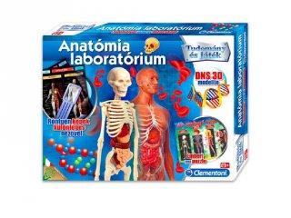 Science&Play Anatómiai laboratórium, tudományos játék (CLEM, 8-14 év)