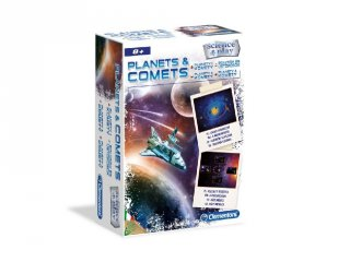 Science&Play Bolygók és üstökösök, tudományos játék (CLEM, 8-14 év)