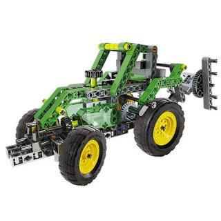 Science&Play Mechanikus labor mezőgazdasági járművek, 10 az 1-ben tudományos építőjáték (CLEM, 8-14 év)
