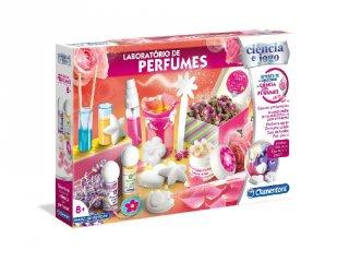 Science&Play Parfüm labor, kreatív szett (50560CLEM, 8-14 év)