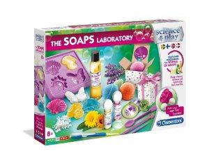 Science&Play Szappan labor, kreatív szett (CLEM, 8-14 év)