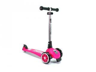 Scoot & Ride Highwaykick összecsukható roller, Pink (3-6 év)