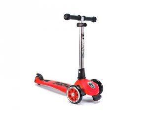 Scoot & Ride Highwaykick összecsukható roller, Piros (3-6 év)