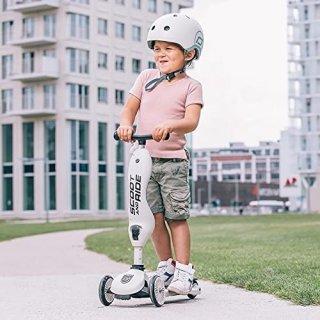 Scoot and Ride gyerek sisak XXS-S Ash