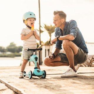 Scoot and Ride gyerek sisak XXS-S Blueberry