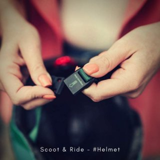 Scoot and Ride gyerek sisak XXS-S Cross line
