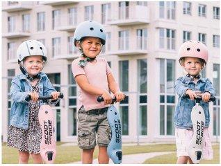 Scoot and Ride gyerek sisak XXS-S Forest